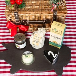 Artisan British Cheese Lovers Box