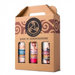 3 Cider Gift Packs (3 x 3 x 330ml )