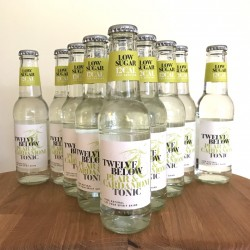 Natural Low Sugar Tonic 200ML - Pear & Cardamom (Case of 12)
