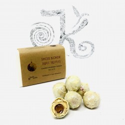 Limited Edition Spiced Blondie Triple Truffle Chocolate Box