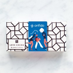 Example: Onfido Bespoke Branded Truffle Box