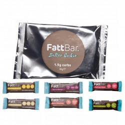 Keto Bar & Cookie Variety Pack