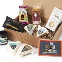 The Best of Northumberland and Friends Cheese Hamper