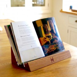 Personalised Wooden Bookstand