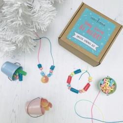 Festive Sweetie Strings Activity Kit