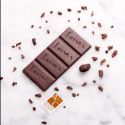 3 Vegan Chocolate Bars | Award winning 72% Madagascan Chocolate (No refined sugar)