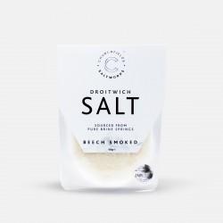 Beech Smoked Droitwich Salt (100g)