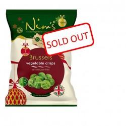 Brussel Sprout Crisps