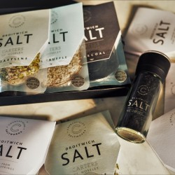 Set of 5 Droitwich Salt Packs