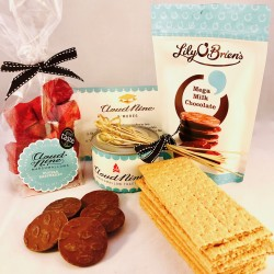The Raspberry Cloud Nine S'Mores Kit