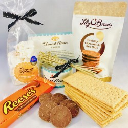 The Salted Caramel Cloud Nine S'Mores Kit