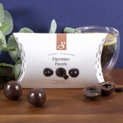 Espresso Pearls - Milk Chocolate Sweets