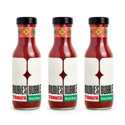 Tomato Ketchup Trio