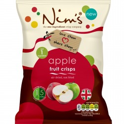 Nim's Apple Share Bags (3 x 70g)