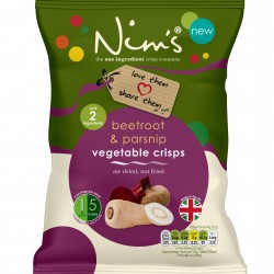 Nim's Beetroot & Parsnip Share Bags (3 pack)