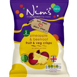 Nim's Pineapple & Beetroot Share Bags (3 pack)