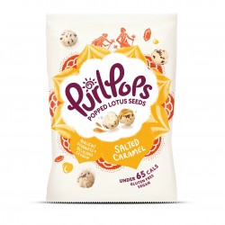Roasted & Popped Lotus Seed Snacks - Salted Caramel (Multipack)