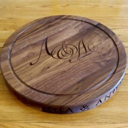 Engraved Cake Board