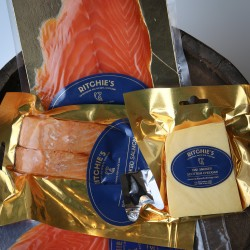 Smoked Fish & Cheese Delicacies Collection