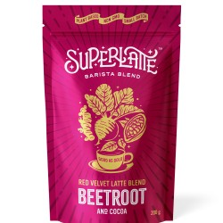 Red Velvet Latte Blend - Beetroot & Cocoa 200g