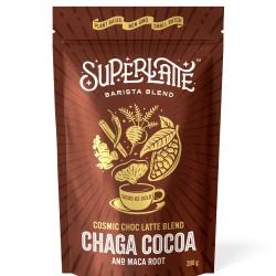 Chocolate Latte with Chaga, Cocoa & Maca Root (200g)