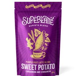Latte with Purple Sweet Potato, Cinnamon & Cardamom (200g)