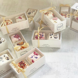 Personalised Nougat Table Place Settings (Set of 6)