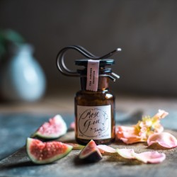 Organic Rose Gin | Little Guy Miniature Bottle (50ml)