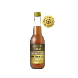 Organic Kombucha - Winter Chai (12 pack)