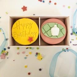 Birthday Oreo Twin Gift