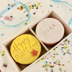 Personalised Birthday Oreo Twin Gift