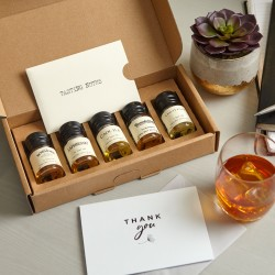 Whisky Letterbox Gift Set