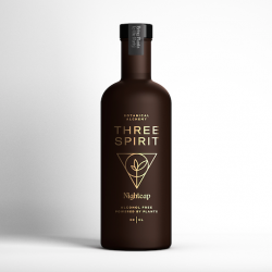 Three Spirit Nightcap - Non-Alcoholic Plant-Based Botanical Spirit