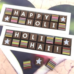 Happy Holi Chocolates