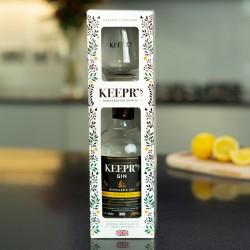 Lemon and Pepper London Dry Gin Gift Box