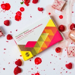 Vegan Marshmallows - Raspberry & Champagne Gourmet Marshmallows
