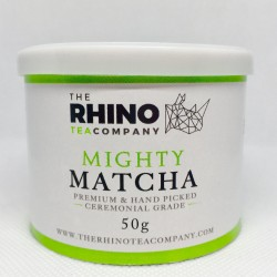 Mighty Matcha - Ceremonial Japanese Green Tea