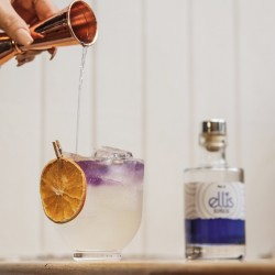 Ellis Premium Scottish Gin - No.3 Butterfly Pea - 20cl