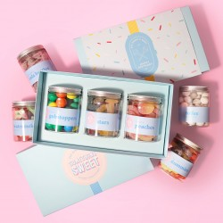 Handmade Sweets Gift Box | Choose Your Sleeve