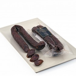 Mangalitza Sausage with Black Truffle