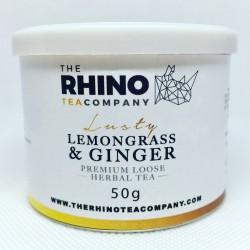 Lemongrass & Ginger - Premium Loose Herbal Tea