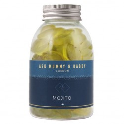 All Natural Mojito Gummies - Gluten Free Sweets (Pack of 2)