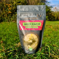 Raw Fermented Green Kimchi (Pack of 3)