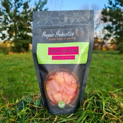 Raw Pink Kimchi (Pack of 3)