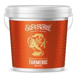 Golden Cup Latte Blend - Turmeric, Cinnamon & Ginger 750g