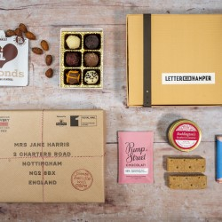 Valentine's Letter Box Hamper