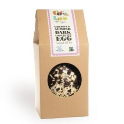 Organic Vegan Giant Dark Chocolate Egg (1.25kg)