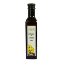 Cold Pressed Mustard Seed Oil