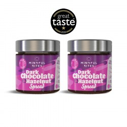Dark Chocolate Hazelnut Spread 2-Pack