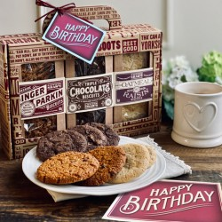 Birthday Luxury Biscuit Gift Box